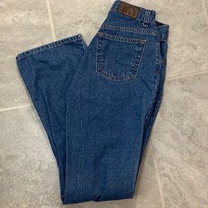 Calvin Klein Denim Bootcut Jeans